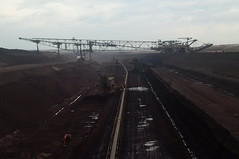 In the coal fields