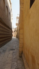 Coptic Cairo, Egypt.