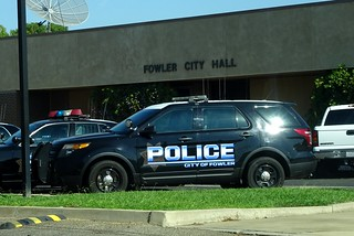 Flickr: The California Police Cars Pool