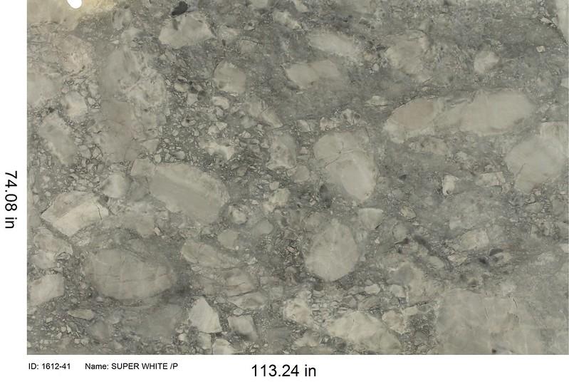 Super White 1612-41