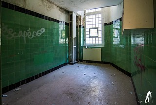 Lost Places: Sanatorium du Basil | by smartphoto78