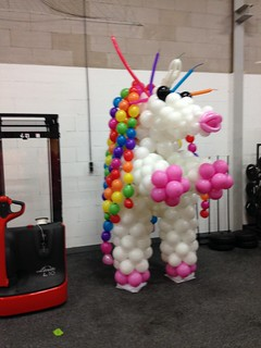 unicorn | by BallondecoNL