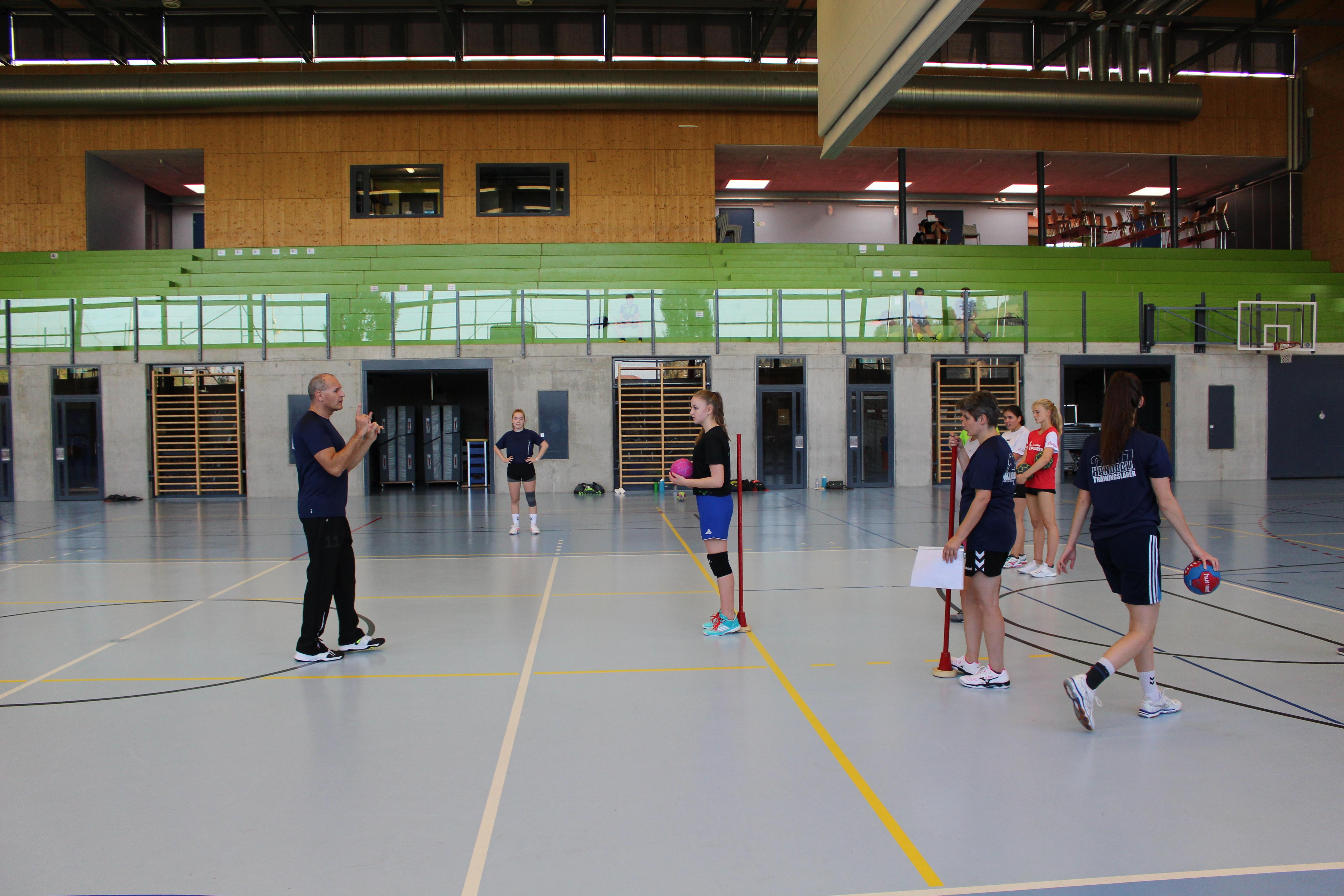 Trainingslager 2018 Huttwil (Fotos: Giona)