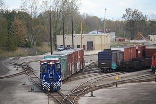 Lake State RR - Port Huron Yard | by tcamp7837