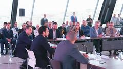 f21e91080 سمو الأمير الحسين بن عبدالله الثاني، ولي العهد، يشارك في جانب من أعمال القمة
