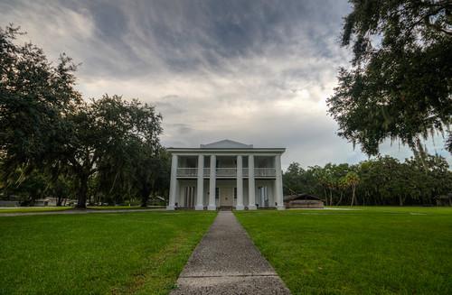 gambleplantation ellentonflorida architecture landscape florida gamble plantation statepark confederate confederacy