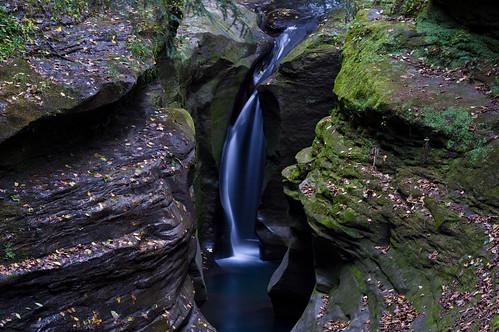 Robinson Falls Closeup | by ramseybuckeye