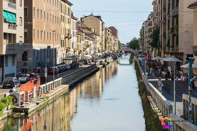 Alzaia Naviglio Grande - Milano MI