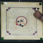 Trincomalee jeu de Carrom (2)