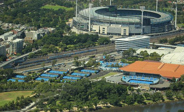 Home of the Australian Tennis Open
