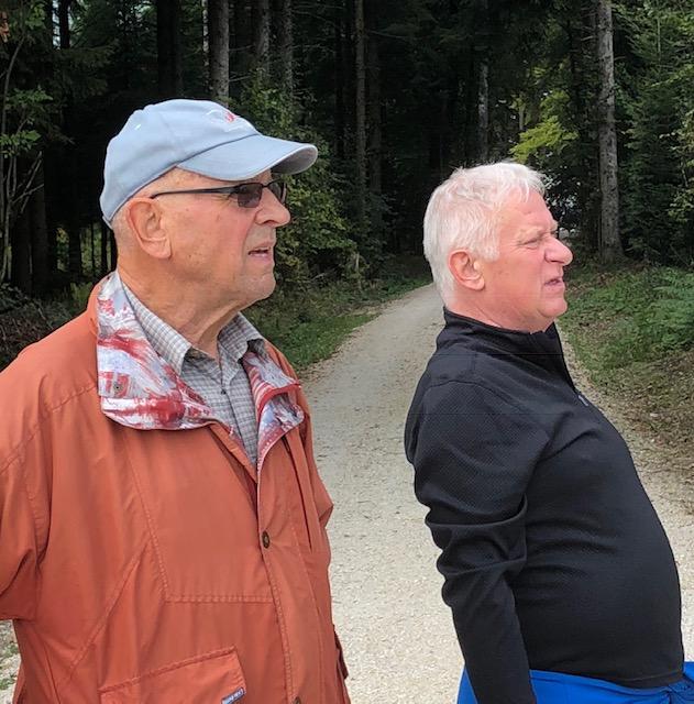 Sektion Wandern - Tanngraben - 03.10.2018