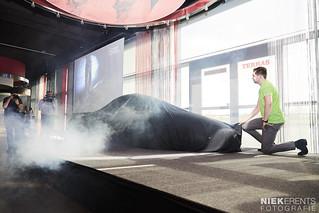 Car Presentation - reveal | by Green Team Twente