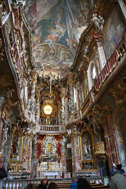 Asamkirche, Munich, Germany IMG_7815