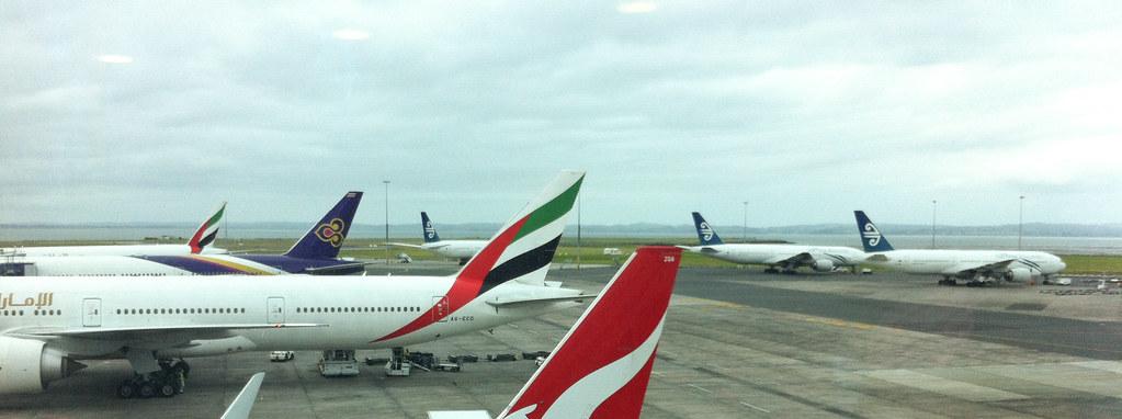 Flock of 777s