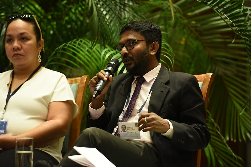How Policies Set National-local priorities, Enable Institutions, and Integrage and Foster Shared Actions for Adaptation - Ibrahim Mohamed - Environmental Protection Agency, Maldives