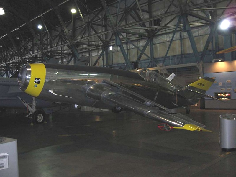 Ball-Bartoe JW-1 Jetwing 1