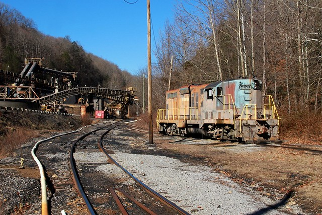 Bell County Coal GP7 6020
