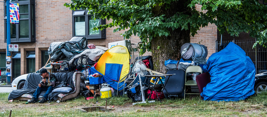 2018 - Vancouver - Homeless Possessions - 3 of 3 | The third