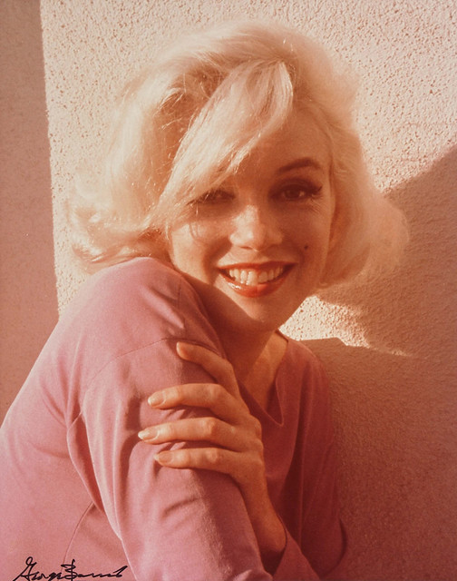 Marilyn Monroe by George Barris, 1962 05