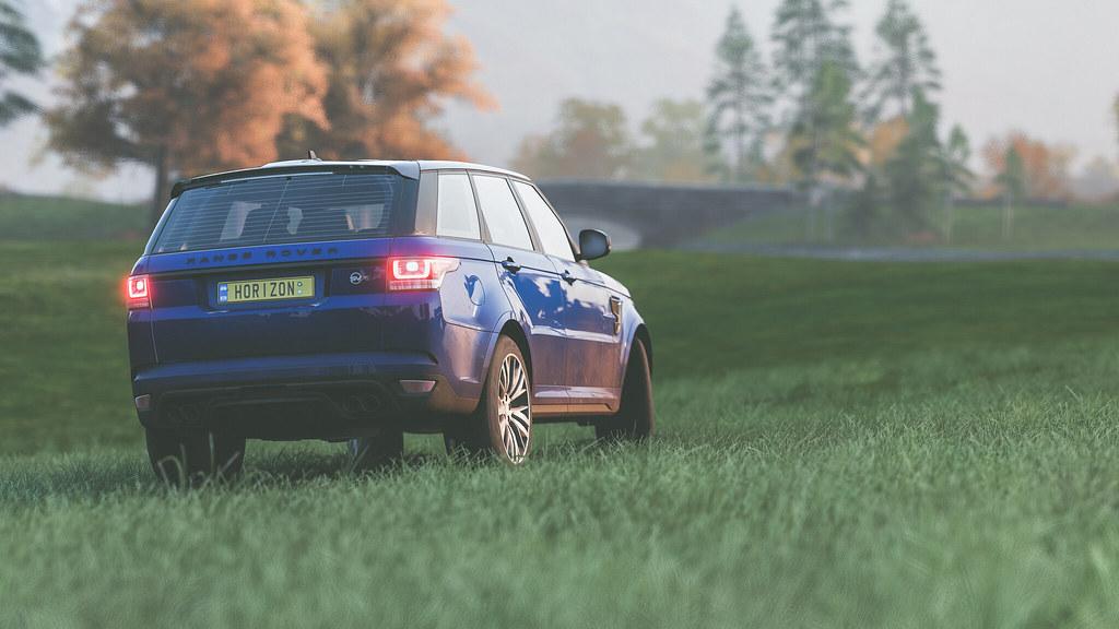 Forza Horizon 4 | Captured on PC via in-game photo mode  Sli