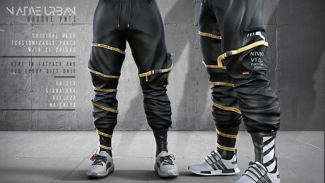 Native - Groove Pants