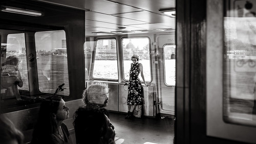 on the ferry | by Gerard Koopen