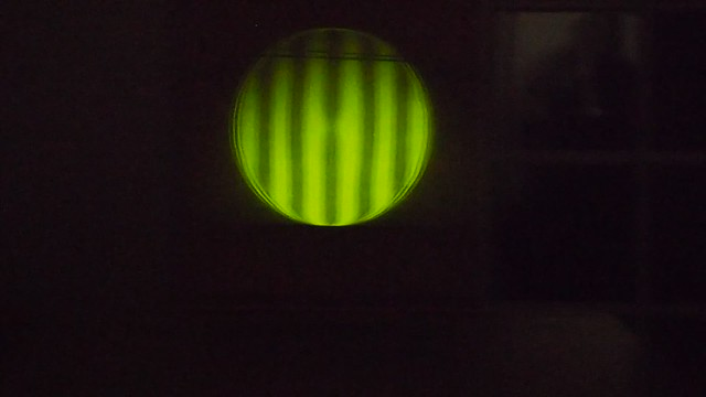 RA301167 SBAU telescope workshop TimC mirror Ronchi test