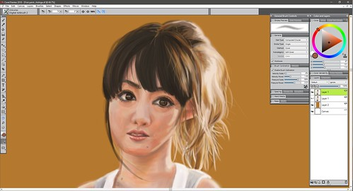 Sayu Corel Painter 2018 XXII