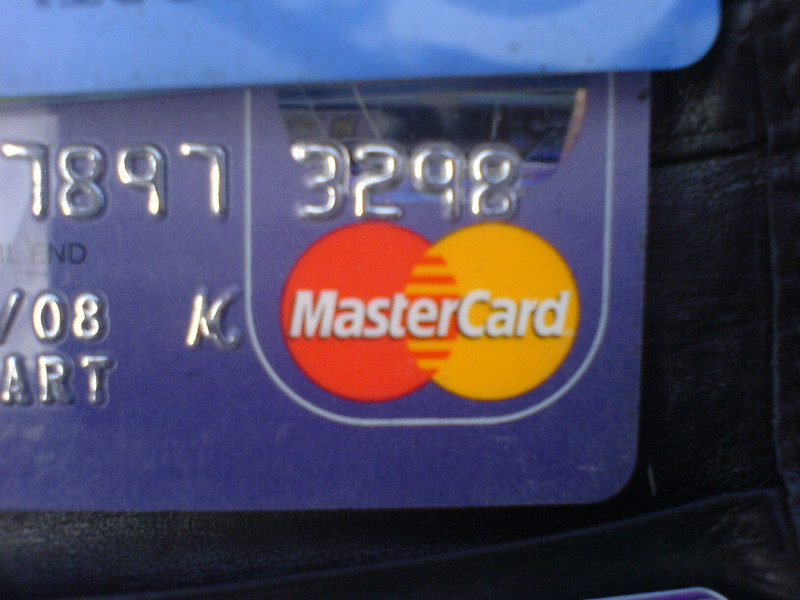 Mastercard financial services