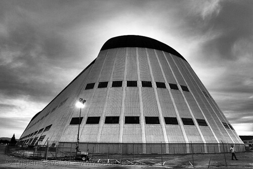 DSC02823 - Moffett Field Blimp Hangar One (Mountain View, California) | by loupiote (Old Skool) pro