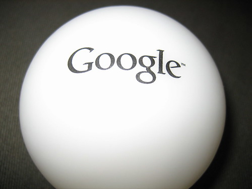 Google flashing bulb | by lizze