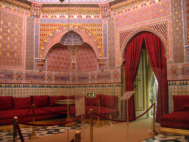 Salon Arabe Fumadero (Palacio Real) | Geraldine Lombano | Flickr