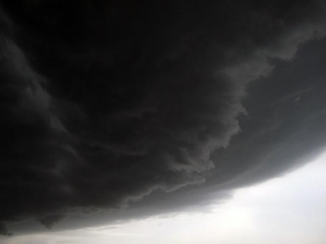 Unwetter über Wiesbaden - 26.05.07