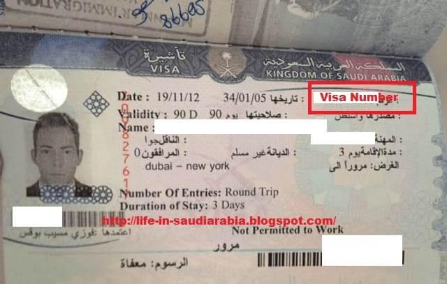 955 Guideline to Fill Online Application for Family Visit Visa in Saudi Arabia 03