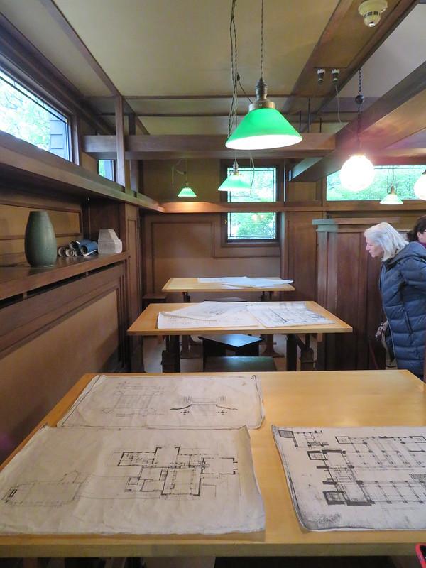Frank Lloyd Wright House & Studio