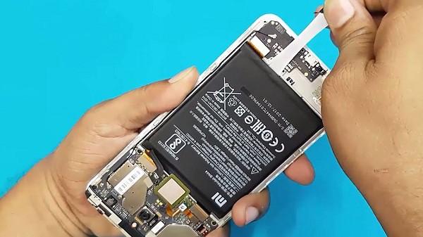 Thay pin Xiaomi Redmi Note 5 Pro chính hãng duy nhất tại TPHCM