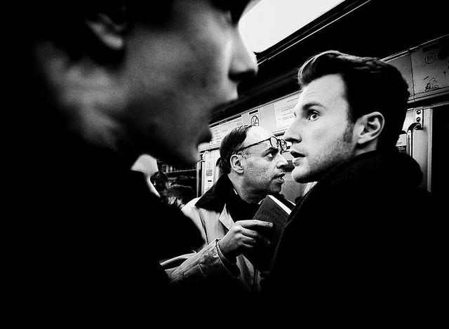 """ Subway Surprise "" by Mirela Momanu"