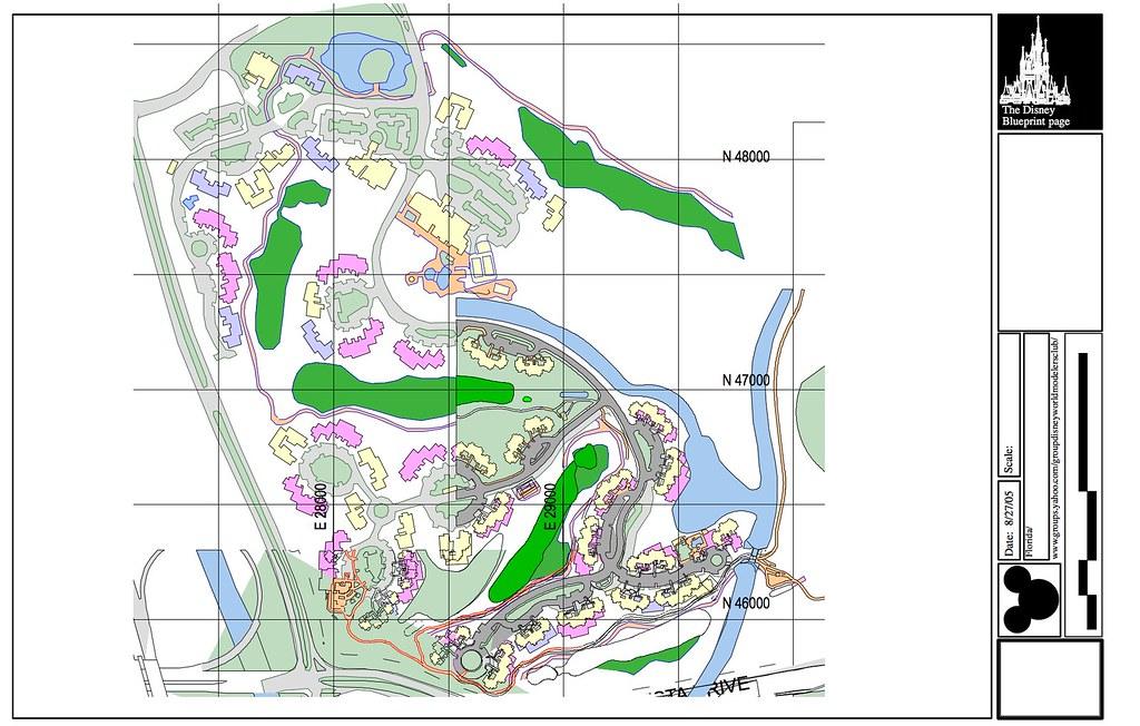 Old key west resort site plan | Ed | Flickr