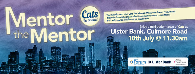 Ulster Bank A&B NI Millennium Forum Partnership - Mentor the Mentor