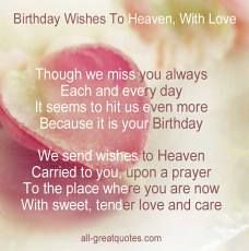 Birthday Quotes Happy Birthday To My Sister In Heaven Flickr