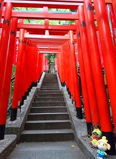 日枝神社 | by ninetailedsquid