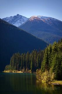 Manning Park, Lightning Lake   by John Bollwitt
