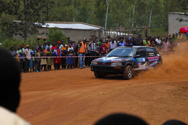 Rwanda Mountain Gorilla Rally