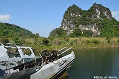 Kong: Skull Island (Film location) in Vietnam