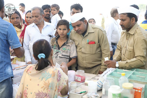 Free Allopathic Dispensary in the Samagam Ground
