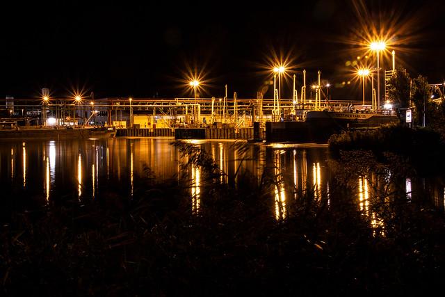 Docks @ Refinery Emsland in Lingen