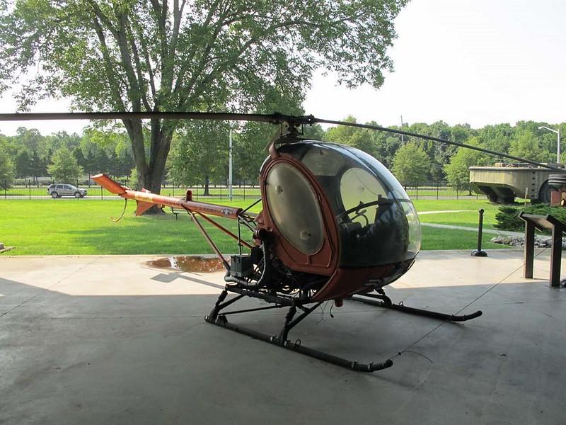 Hughes TH-55 Osage 1