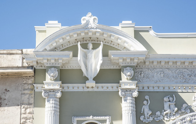 Casino Star Theater, detail