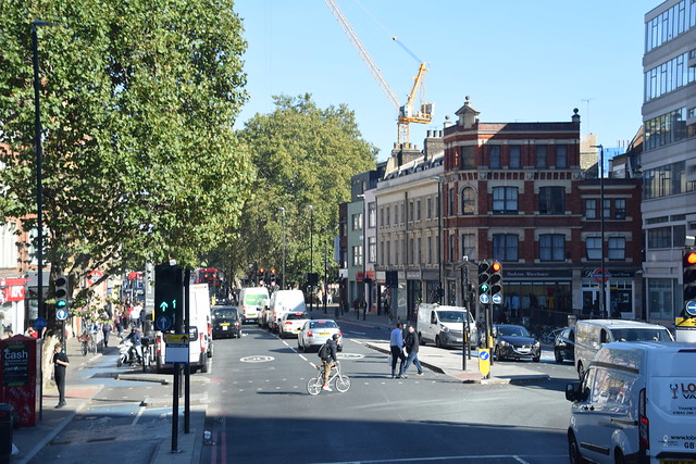 DSC_0867 London Bus Route #205 Whitechapel
