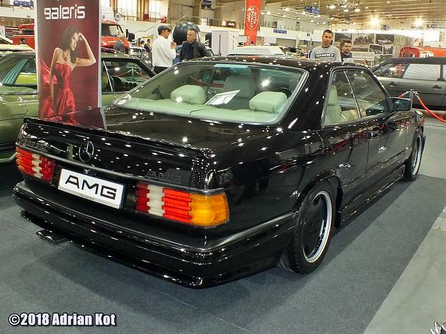 Mercedes-Benz 500 SEC AMG C126